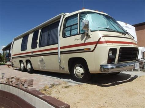 gmc royale ft motorhome  sale  tucson arizona