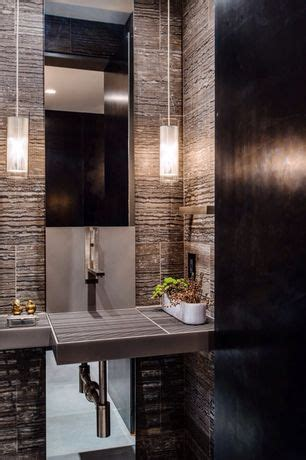 modern powder room design ideas pictures zillow digs