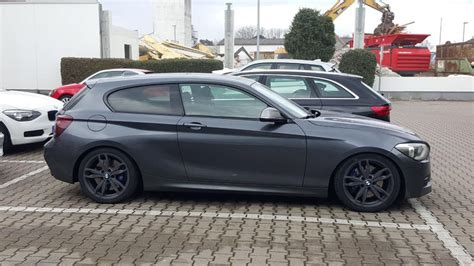 Bmw 1er Forum F20 by Bmw F20 M436 Felgen Pulverbeschichtet Bmw 1er 2er