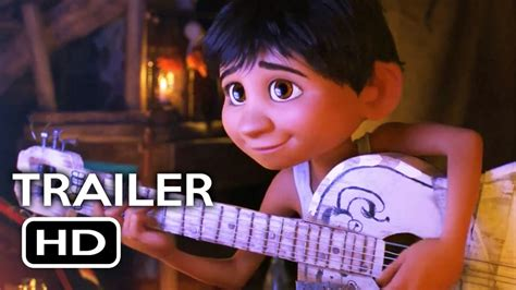 coco official trailer coco official trailer disney pixar animation movie hd