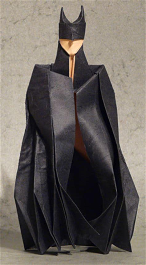 Batman Origami - origami batman