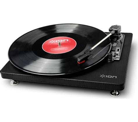 Turn Table buy ion compact lp usb turntable black free delivery