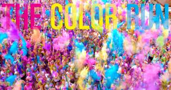 color runs the color run returns to barcelona for 2017