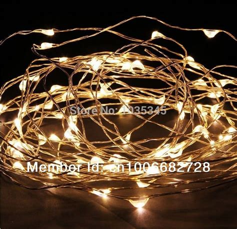 Guirlande Lumineuse Exterieur 375 33ft 100 led fil de cuivre jeu de lumi 232 res led guirlande