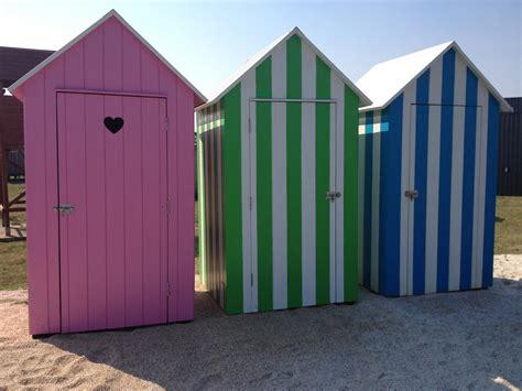 cabine de jardin cabine plage pour jardin