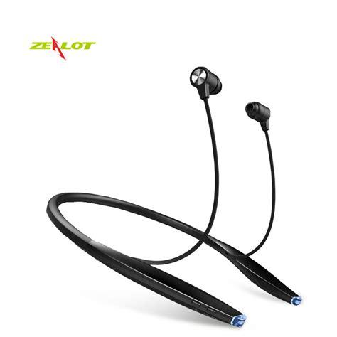 Zealot H7 Wireless Bluetooth Earphone Limited zealot h7 wireless earphones neckband bluetooth headset in