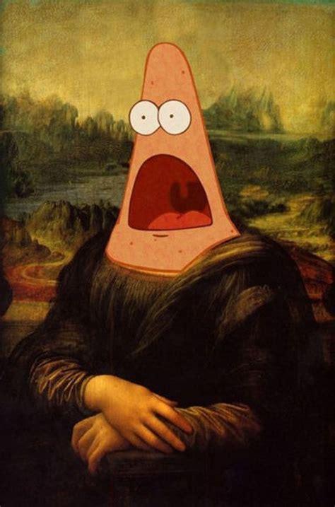 Funny Patrick Memes - surprised patrick meme barnorama
