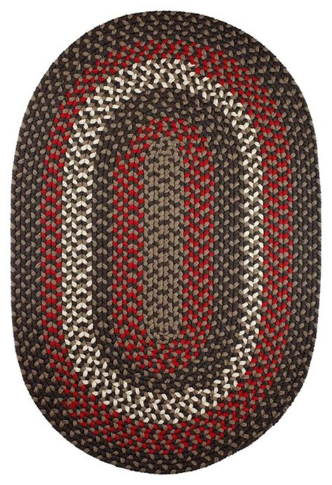 Oval Rugs 7x9 7 x9 oval large 7x9 rug velvet brown textured