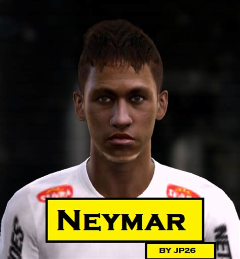 hair make pes 13 jp editions pes 13 face neymar by jp26