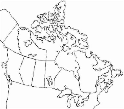 label map of canada practice maps provinces and territories of canada