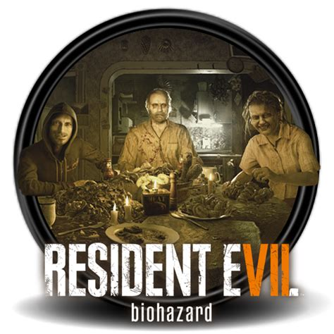 resident evil  icon   malfacio png image