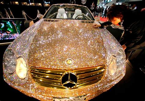 expensive cars gold the most expensive car made of gold brent s cars