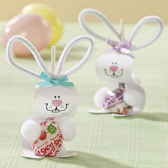 Paper Easter Crafts - paper bunny pops craft free n easter from