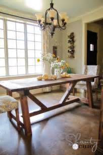 Easy Diy Dining Room Table Dining Table Simple Dining Table Diy