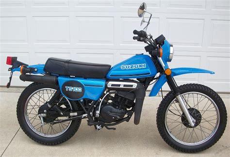Suzuki Ts 100 1981 Suzuki Ts 100 950 Possible Trade 100291683