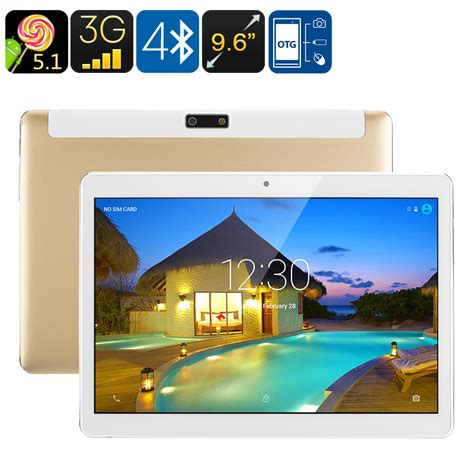 Tablet Android One 3g android tablet pc android 5 1 cts systems