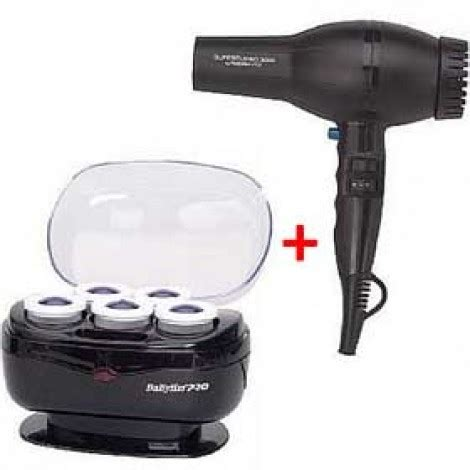 Babyliss Hair Dryer Roller buy babyliss pro 3600 dryer rollers value pack free delivery