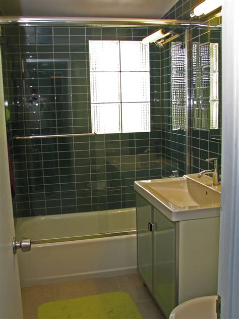 Mid Century Bathroom Tile by Mid Century Modern Vanity Upgrades Every Bathroom With
