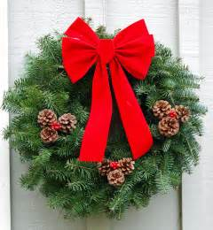 boy scout christmas wreaths