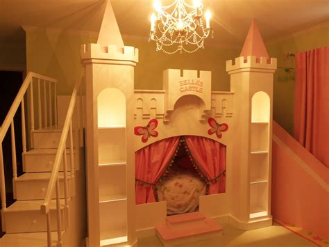 castle bunk beds for girls princess castle bed sweet serenity pinterest