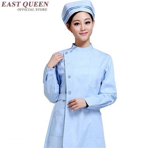 hospital uniforms scrubs white pink
