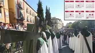 Calendario 2018 Semana Santa 191 Cu 225 Ndo Cae La Semana Santa En 2018 Fechas