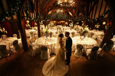 the tithe barn surrey wedding photos of great fosters