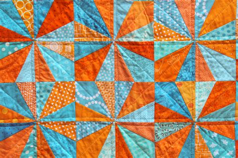 sun sea quilt finished wombat quilts