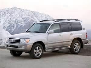 Toyota Land Cruiser Wheelbase Toyota Land Cruiser Hdj 100 2005 Details And