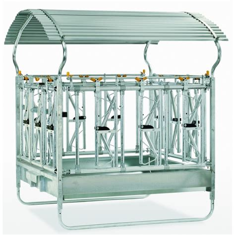 Livestock Rack For by Feed Rack For Cattle 2m X 2m Small Holder Equipment