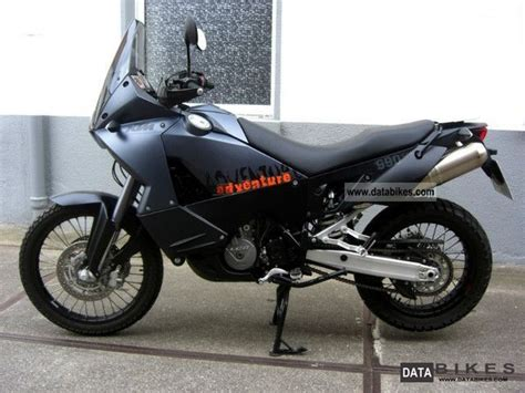 Ktm 990 Enduro 2007 Ktm 990 Lc8 Adventure Abs With Only 2200 Km