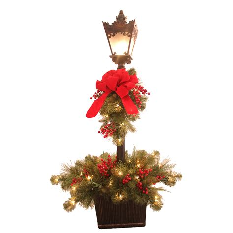 shop ge freestanding indoor christmas decoration at lowes com