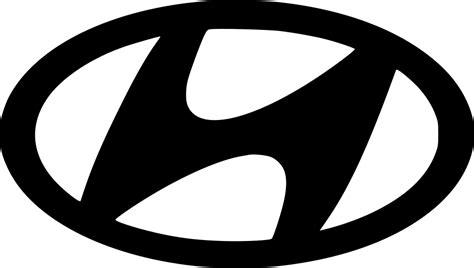 Hyundai Logo Png by Hyundai Logotype Auto Brand Svg Png Icon Free
