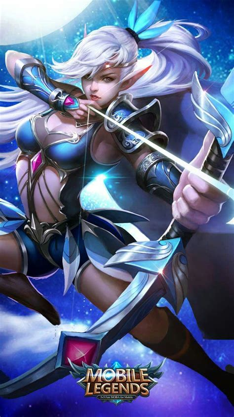 mobile legend miya mobile legend wp hd mobile legend wp