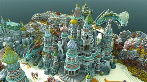 faberzhe palace minecraft building