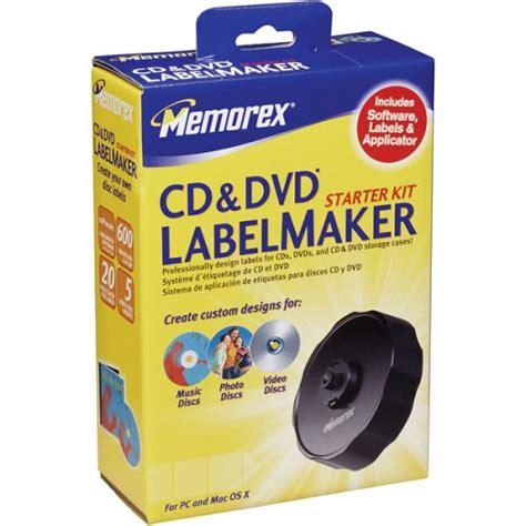 memorex disc label software download