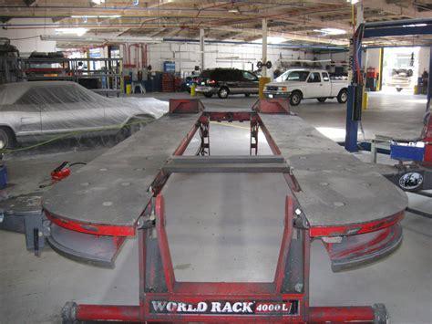 Kansas World Rack 2000 by San Luis Obispo Shop Villa Automotive