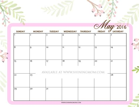 printable calendar mom search results for 2016 calendar printable free 8 x 10