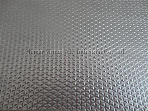 stucco embossed sheet metal custom aluminum sheet embossed aluminum sheet