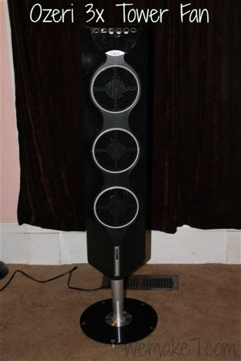 ozeri 3x tower fan keep cool with the ozeri 3x tower fan wemake7