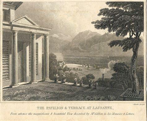 pavillon lausanne the pavillon terrace at lausanne 1815 antiche curiosit 224