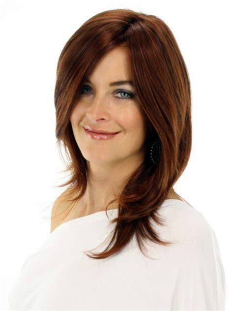 medium length layered hairstyles for over 40 16 striking layered hairstyles for medium length hair