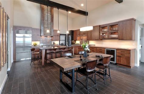 rustic modern kitchen ideas 22 appealing rustic modern kitchen design ideas home design lover