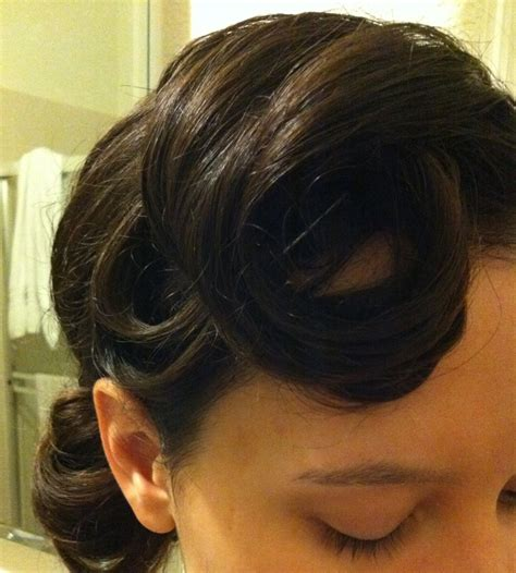 front poof hairstyles 17 best images about hair styles on pinterest finger