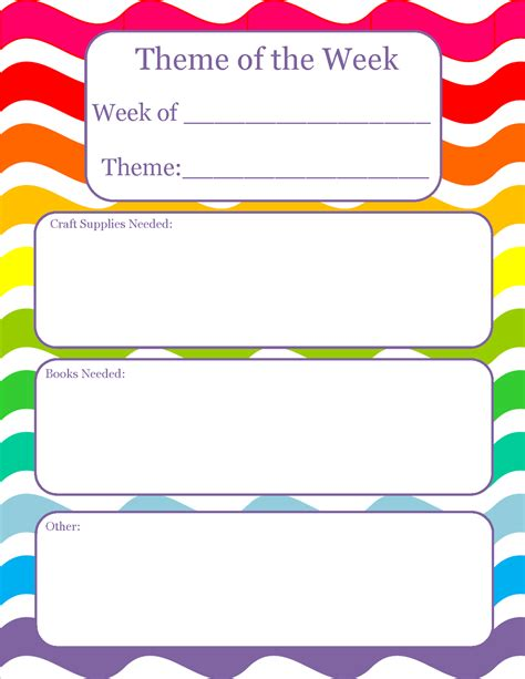 theme for education week 2014 philippines special education planner bright colors black white