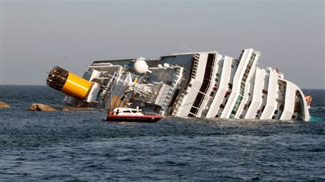 sinking boat cruise sinking cruise ship raises safety questions abc news