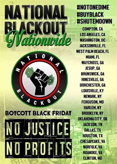Room And Board Black Friday by Black Friday Boycotts Carry A Larger Message From Black