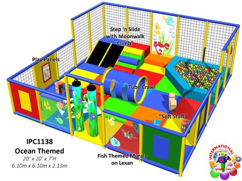 design is play fitness commercial indoor playground equipment for fitness
