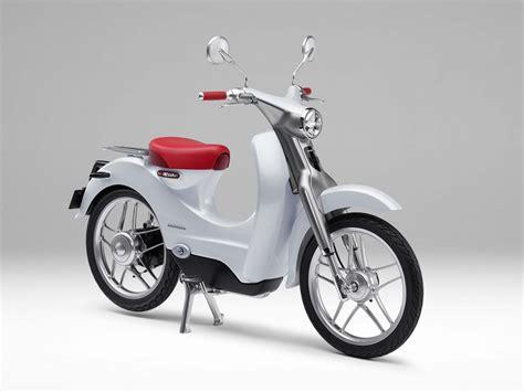 honda cube electric honda ev cub arrives in 2018 autoevolution