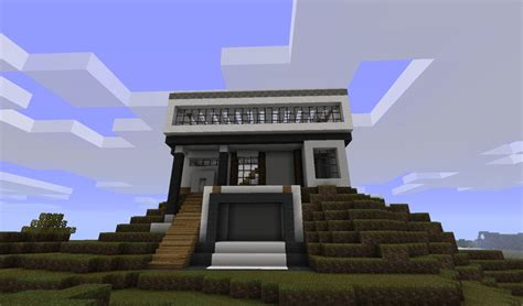 modern houses minecraft modern house designs minecraft project
